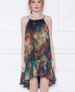 Rochie de zi cu imprimeu abstract Print - Imbracaminte - Imbracaminte / Rochii de zi