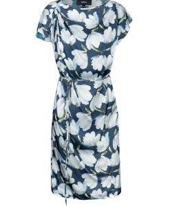 Rochie de zi cu imprimeu floral Imprimeu Albastru - Imbracaminte - Imbracaminte / Rochii de zi