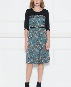 Rochie de zi cu imprimeu floral Print - Imbracaminte - Imbracaminte / Rochii de zi