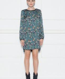Rochie de zi forma H cu imprimeu floral Print - Imbracaminte - Imbracaminte / Rochii de zi