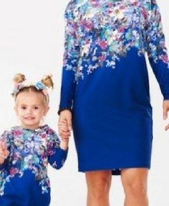 Rochie fetiță Charming Midnight - Produse > Colecția Mama și Copilul -
