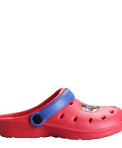 Saboti copii Mickey Mouse rosii - Incaltaminte Copii - Papuci copii