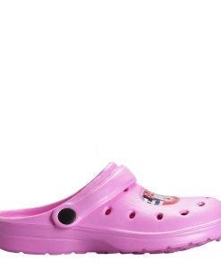 Saboti copii Minnie Mouse roz - Incaltaminte Copii - Papuci copii