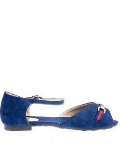 Sandale copii Kiki albastre - Promotii - Lichidare Stoc