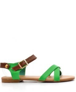 Sandale copii Miranda verzi - Promotii - Lichidare Stoc