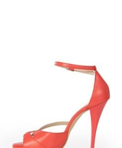 Sandale corai din piele naturala S43 - Sandale -