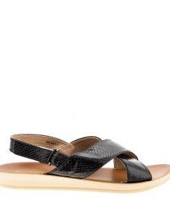 Sandale dama Ainsleigh negre - Incaltaminte Dama - Sandale Dama