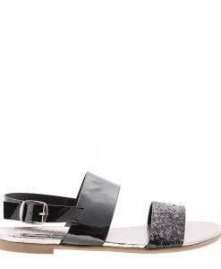 Sandale dama Alize negre - Incaltaminte Dama - Sandale Dama