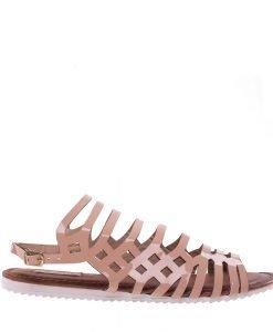 Sandale dama Aniketa bej - Incaltaminte Dama - Sandale Dama