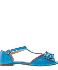Sandale dama Araceli albastre - Incaltaminte Dama - Sandale Dama