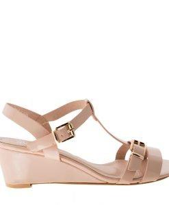 Sandale dama Banning roz - Incaltaminte Dama - Sandale Dama
