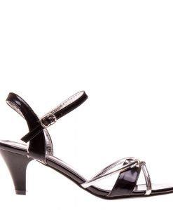 Sandale dama Bridgette negre - Incaltaminte Dama - Sandale Dama