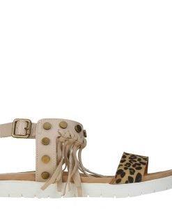 Sandale dama Brya bej - Incaltaminte Dama - Sandale Dama