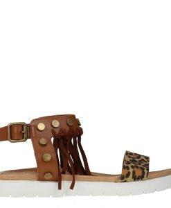 Sandale dama Brya camel - Incaltaminte Dama - Sandale Dama