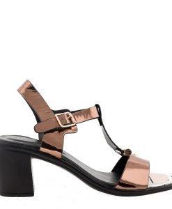 Sandale dama Caitlyn bronze - Incaltaminte Dama - Sandale Dama