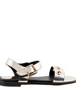 Sandale dama Cani aurii - Incaltaminte Dama - Sandale Dama