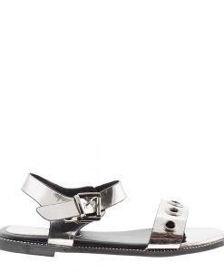 Sandale dama Cani negre - Incaltaminte Dama - Sandale Dama