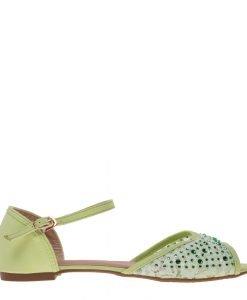 Sandale dama Cepeda verzi - Incaltaminte Dama - Sandale Dama