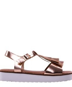 Sandale dama Cervantes roz - Incaltaminte Dama - Sandale Dama