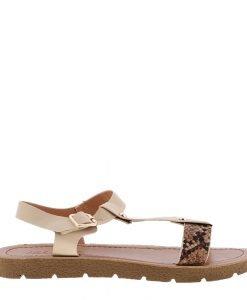 Sandale dama Cierra bej - Incaltaminte Dama - Sandale Dama