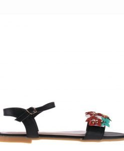 Sandale dama Colipal negre - Incaltaminte Dama - Sandale Dama