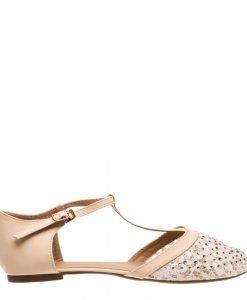 Sandale dama Covas bej - Incaltaminte Dama - Sandale Dama
