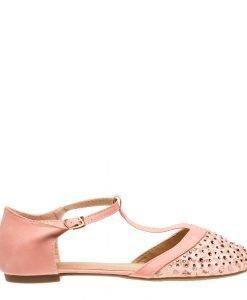 Sandale dama Covas roz - Incaltaminte Dama - Sandale Dama