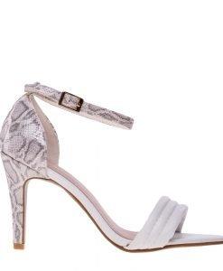 Sandale dama Cuellar albe - Incaltaminte Dama - Sandale Dama