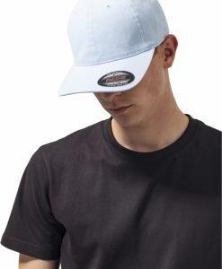Sapca Flexfit Caciula Garment Washed bumbac Dad bleu - Sepci Flexfit - Flexfit>Sepci Flexfit