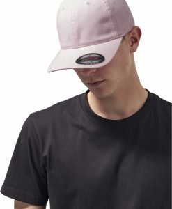Sapca Flexfit Caciula Garment Washed bumbac Dad roz - Sepci Flexfit - Flexfit>Sepci Flexfit