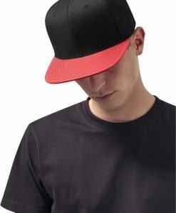 Sapca Visor Snapback Metallic rosu Flexfit - Sepci snapback - Flexfit>Sepci snapback