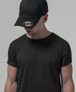 Sepci Low Profile Light Wooly negru Flexfit - Sepci Flexfit - Flexfit>Sepci Flexfit