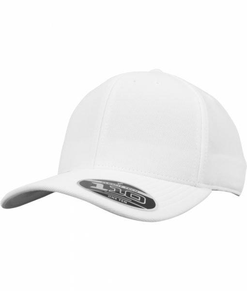 Sepci originale Flexfit 110 Cool & Dry Mini Pique alb – Sepci 110 – Flexfit>Sepci 110
