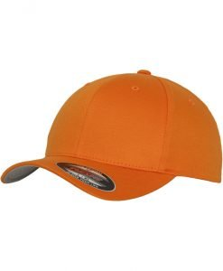 Sepci originale Flexfit Wooly Combed portocaliu - Sepci Flexfit - Flexfit>Sepci Flexfit