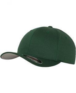 Sepci originale Flexfit Wooly Combed verde - Sepci Flexfit - Flexfit>Sepci Flexfit