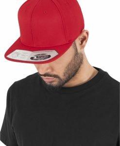 Sepci rap Snapback 110 Fitted rosu Flexfit - Sepci 110 - Flexfit>Sepci 110