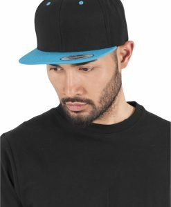 Sepci rap Snapback Classic 2-Tone negru-bleu Flexfit - Sepci snapback - Flexfit>Sepci snapback