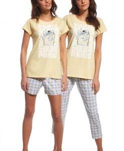Set pijamale 3 piese Parfum - Lenjerie pentru femei - Pijamale dama