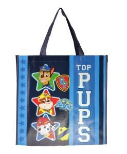 Shopping bag Paw Patrol albastra - Aксесоари - Aксесоари Детски