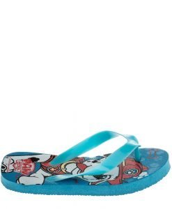 Slapi copii Paw Patrol bleu - Incaltaminte Copii - Papuci copii