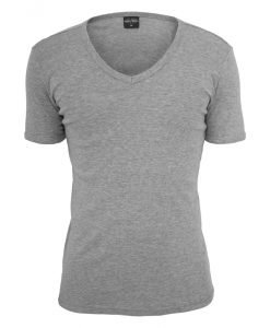 Slim 1by1 decolteu in V Tee Urban Classics - Tricouri urban - Urban Classics>Barbati>Tricouri urban