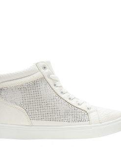 Sneakers dama Becerra alb - Incaltaminte Dama - Sneakers Dama
