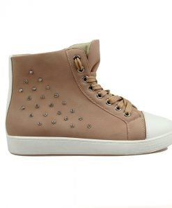 Sneakers dama Iarina roz - Promotii - Lichidare Stoc