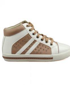 Sneakers dama Ilaria roz - Promotii - Lichidare Stoc