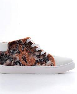 Sneakers dama Lizzie 2 maro - Promotii - Lichidare Stoc