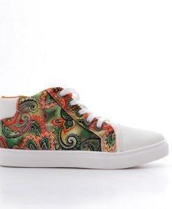 Sneakers dama Lizzie 2 verde - Promotii - Lichidare Stoc