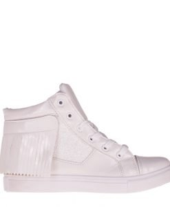 Sneakers dama Lucia alb - Incaltaminte Dama - Sneakers Dama