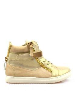 Sneakers dama Morilla khaki - Promotii - Lichidare Stoc