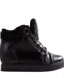 Sneakers dama Rainey 2 negru - Incaltaminte Dama - Sneakers Dama