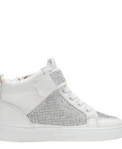 Sneakers dama Vicky alb - Incaltaminte Dama - Sneakers Dama